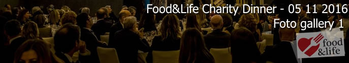 Food&Life Charity Dinner - 05 11 2016 Gallery 1